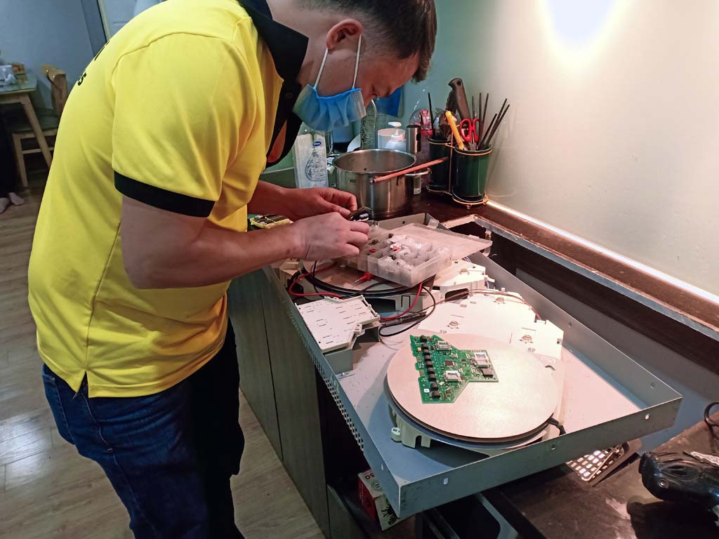 Dịch vụ bảo hành bếp từ Sunhouse