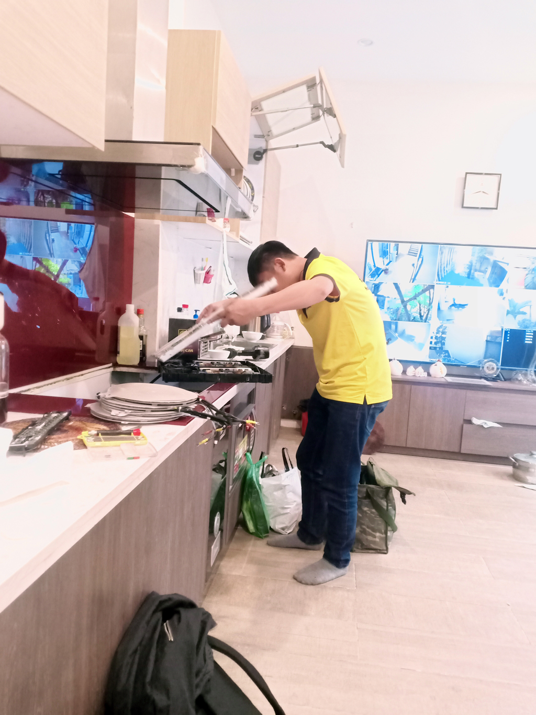 Dịch vụ sửa bếp từ Ichef