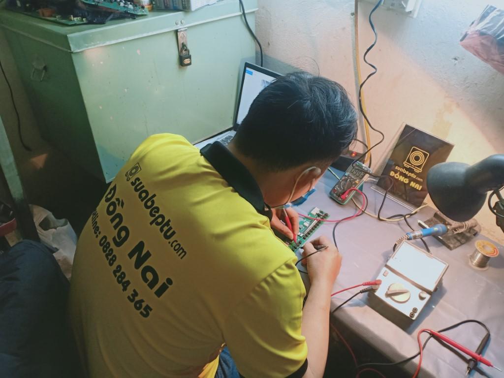 Dịch vụ bảo hành bếp hồng ngoại Ebox tại Sài Gòn