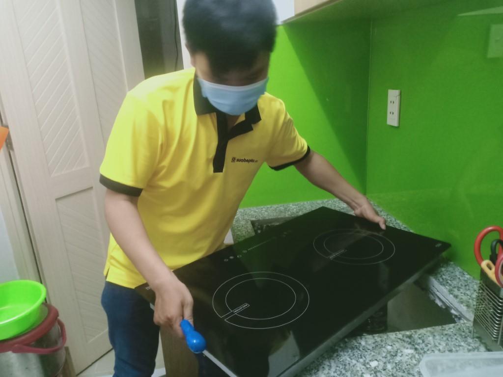 Dịch vụ bảo hành bếp hồng ngoại Ebox tại Bình Dương