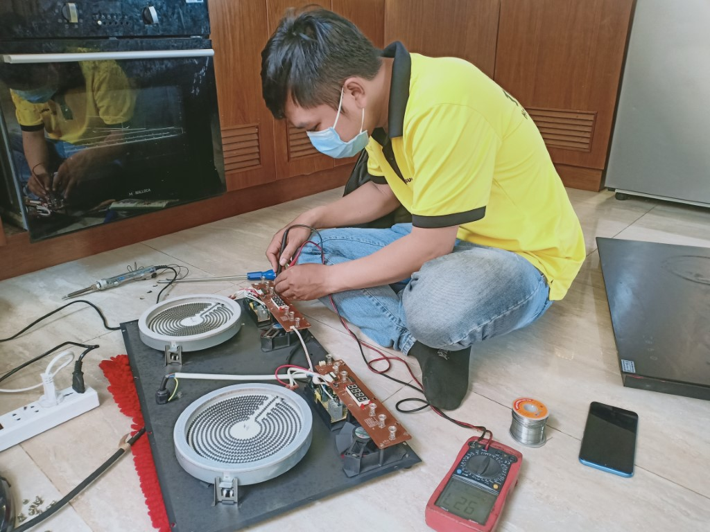 Dịch vụ bảo hành bếp hồng ngoại Ebox tại Đồng Nai
