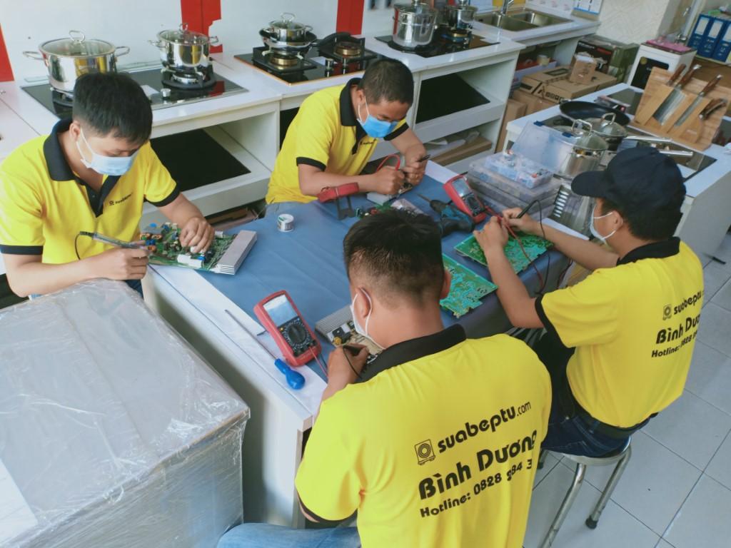Dịch vụ bảo hành bếp hồng ngoại Batani