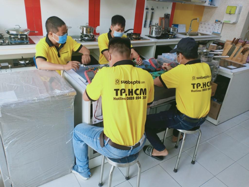 Dịch vụ bảo hành bếp hồng ngoại Wmf tại Sài Gòn