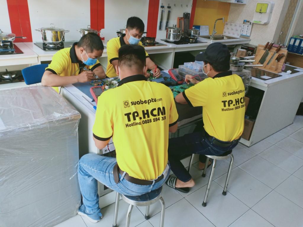 Dịch vụ bảo hành bếp hồng ngoại Miele tại Sài Gòn