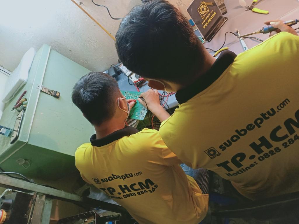 Dịch vụ bảo hành bếp hồng ngoại Aber tại Bình Dương