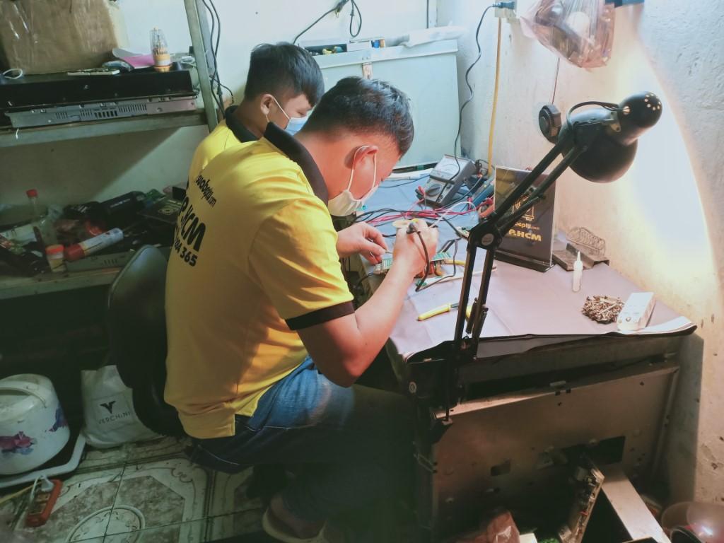Dịch vụ bảo hành bếp hồng ngoại Malmo tại Đồng Nai