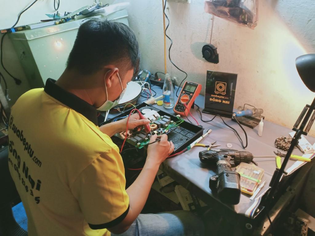 Dịch vụ bảo hành bếp hồng ngoại Spelier tại Sài Gòn