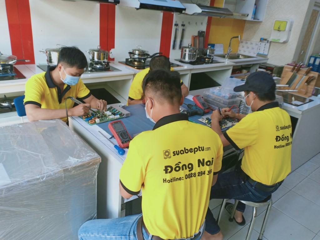 Dịch vụ bảo hành bếp hồng ngoại Miele tại Đồng Nai