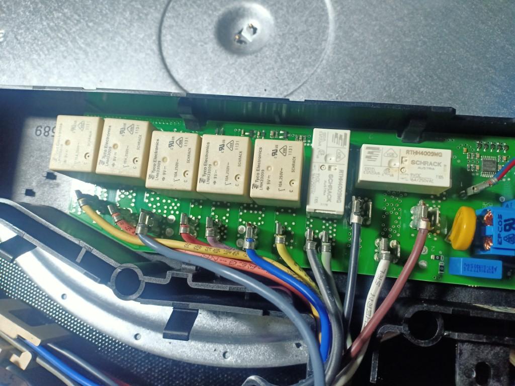 Dịch vụ sửa bếp từ Electrolux lỗi E0