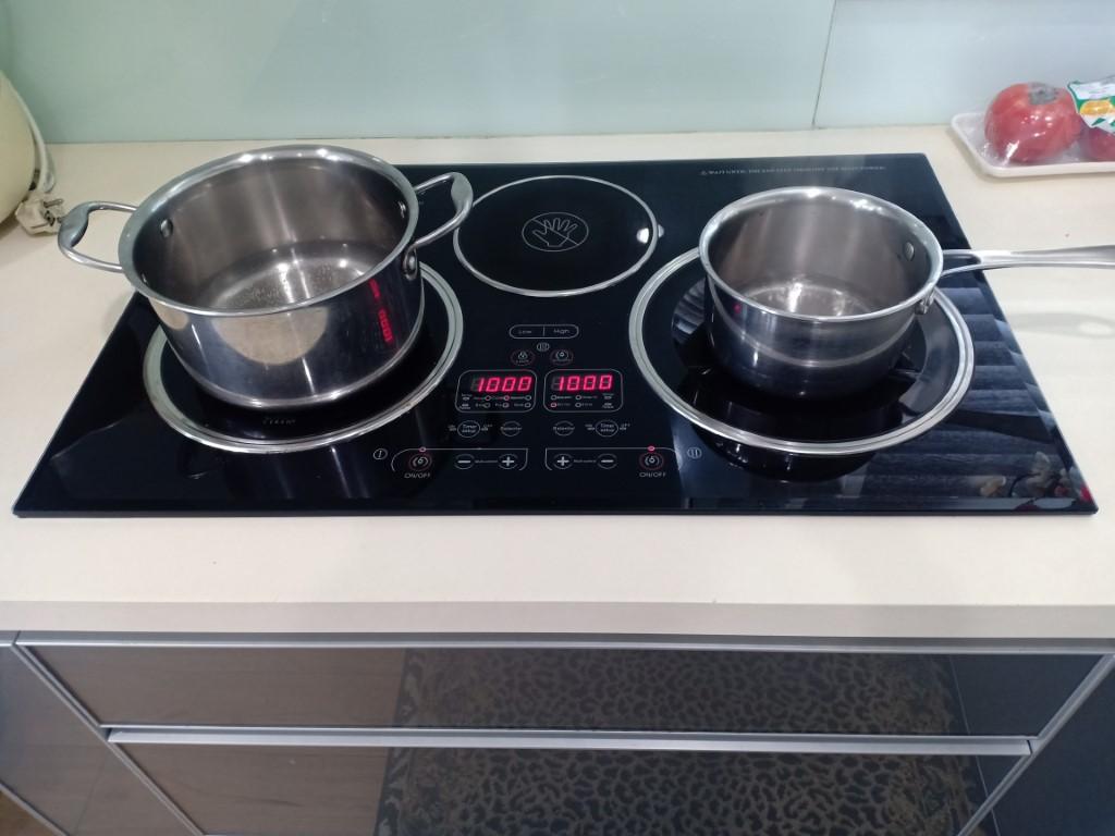 Dịch vụ sửa bếp từ Grandburd lỗi EA