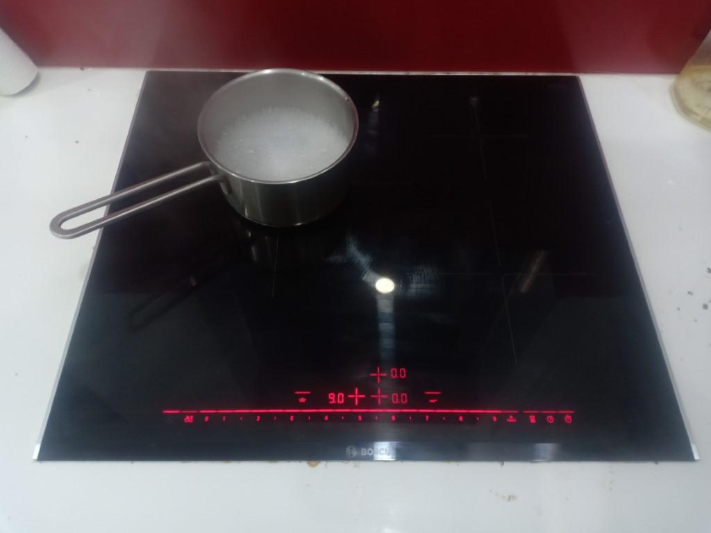 Cách sửa bếp hồng ngoại Kitchmate bị lỗi chập điện