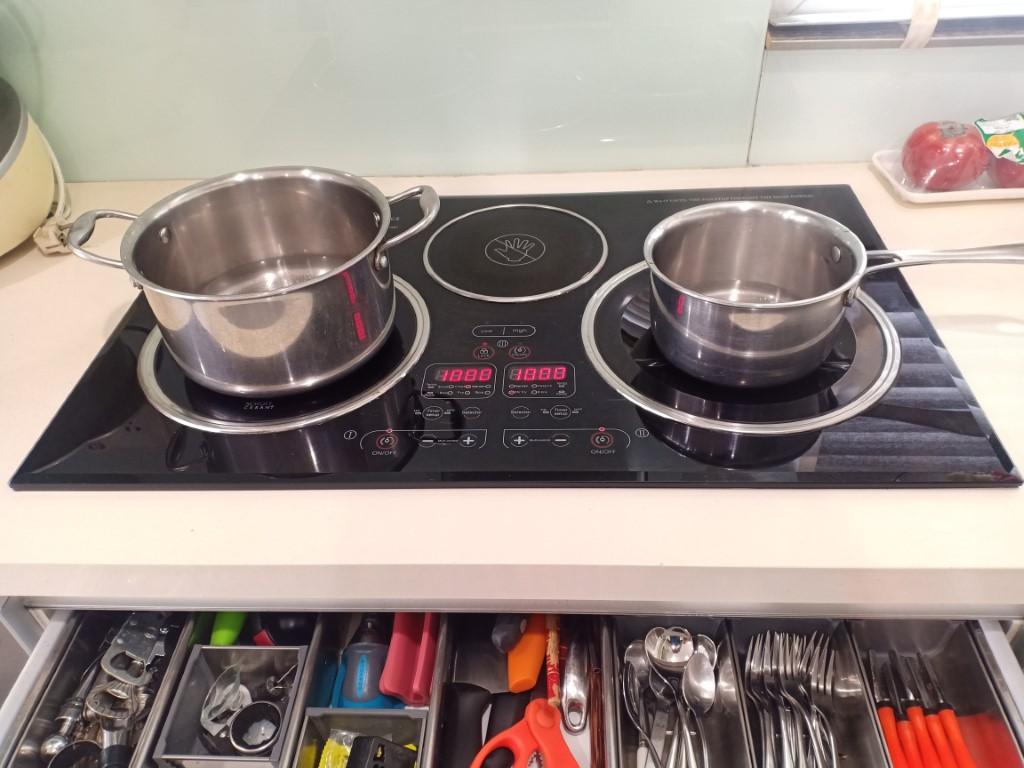 Hướng dẫn sửa bếp hồng ngoại Whirlpool bị lỗi chập điện