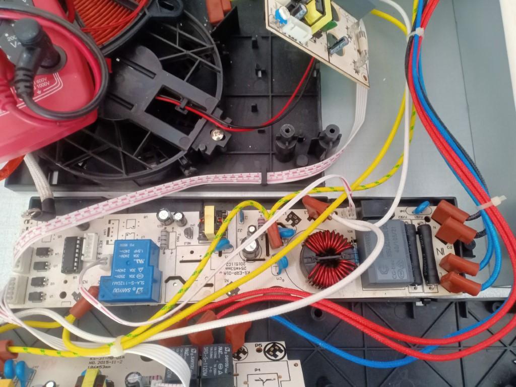 Cách sửa bếp hồng ngoại Kitchmate bị lỗi chập điện tại nhà