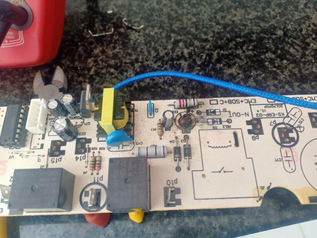 Cách sửa bếp hồng ngoại Magic bị lỗi chập điện