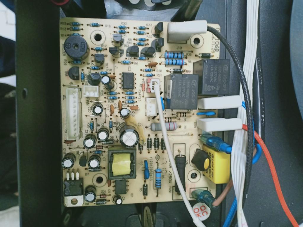 Cách sửa bếp hồng ngoại Bomann bị lỗi chập điện