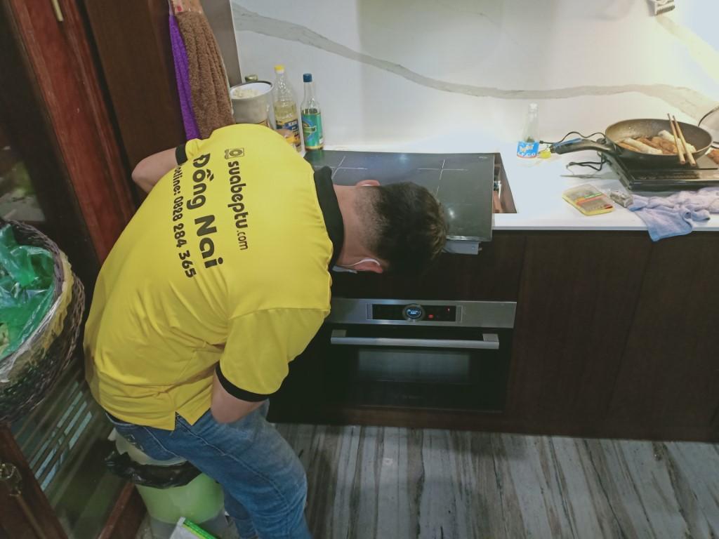 Cách sửa bếp hồng ngoại Washi bị lỗi chập điện tại nhà