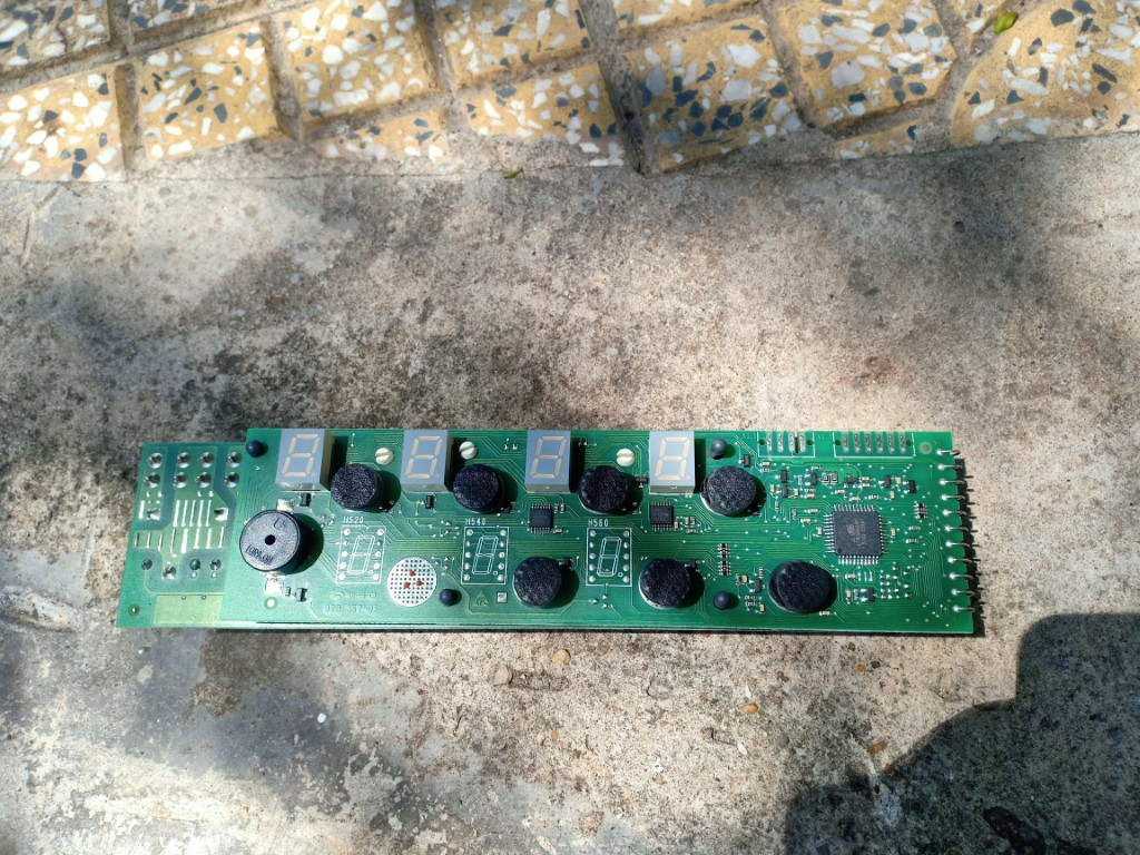 Hướng dẫn sửa bếp từ Washi bị lỗi chập điện
