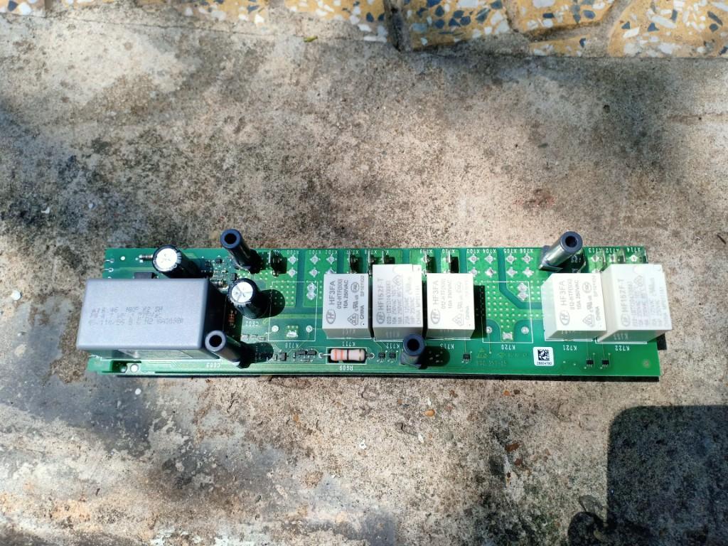 Hướng dẫn sửa bếp từ Forci bị lỗi chập điện