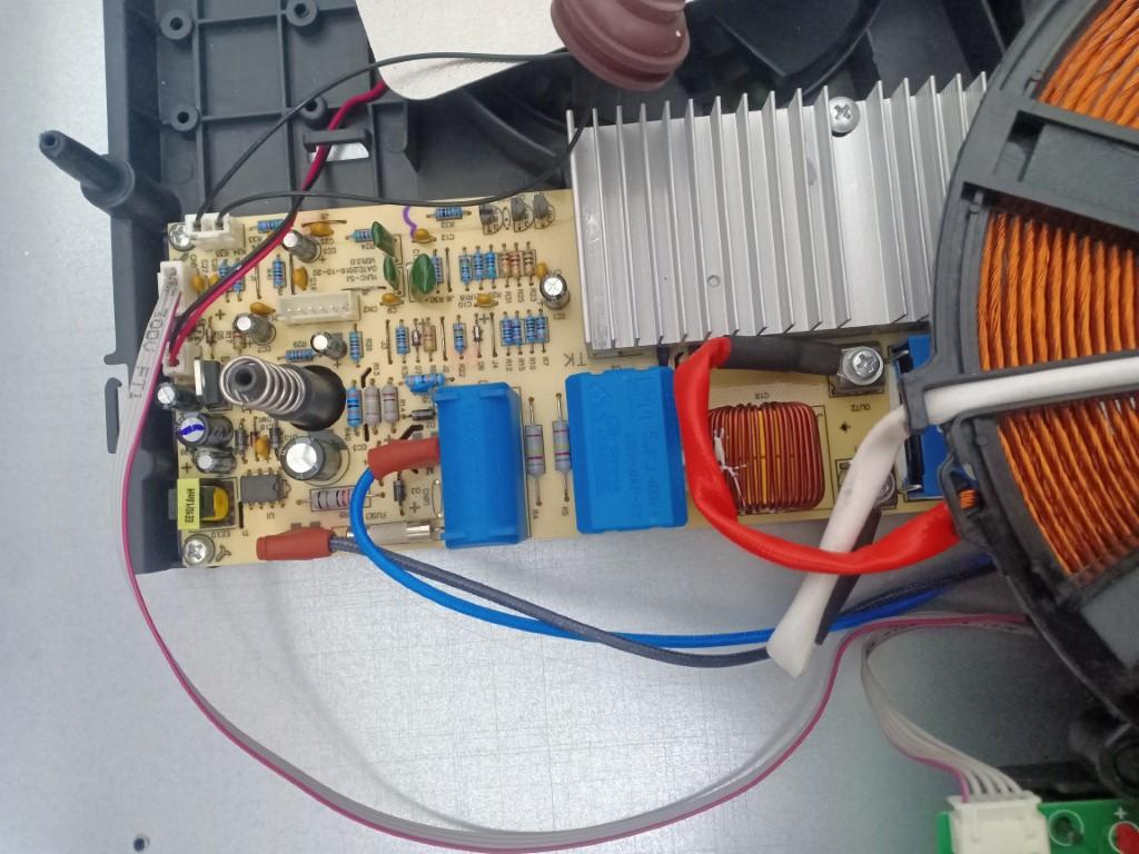 Kinh nghiệm sửa bếp từ Ferroli bị lỗi chập điện