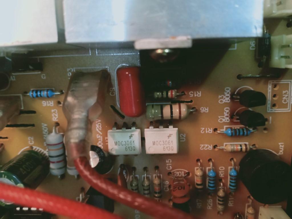 Sửa bếp từ Caso bị lỗi chập điện tại nhà