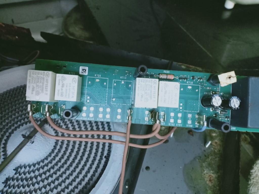 Hướng dẫn sửa bếp từ Whirlpool bị lỗi chập điện