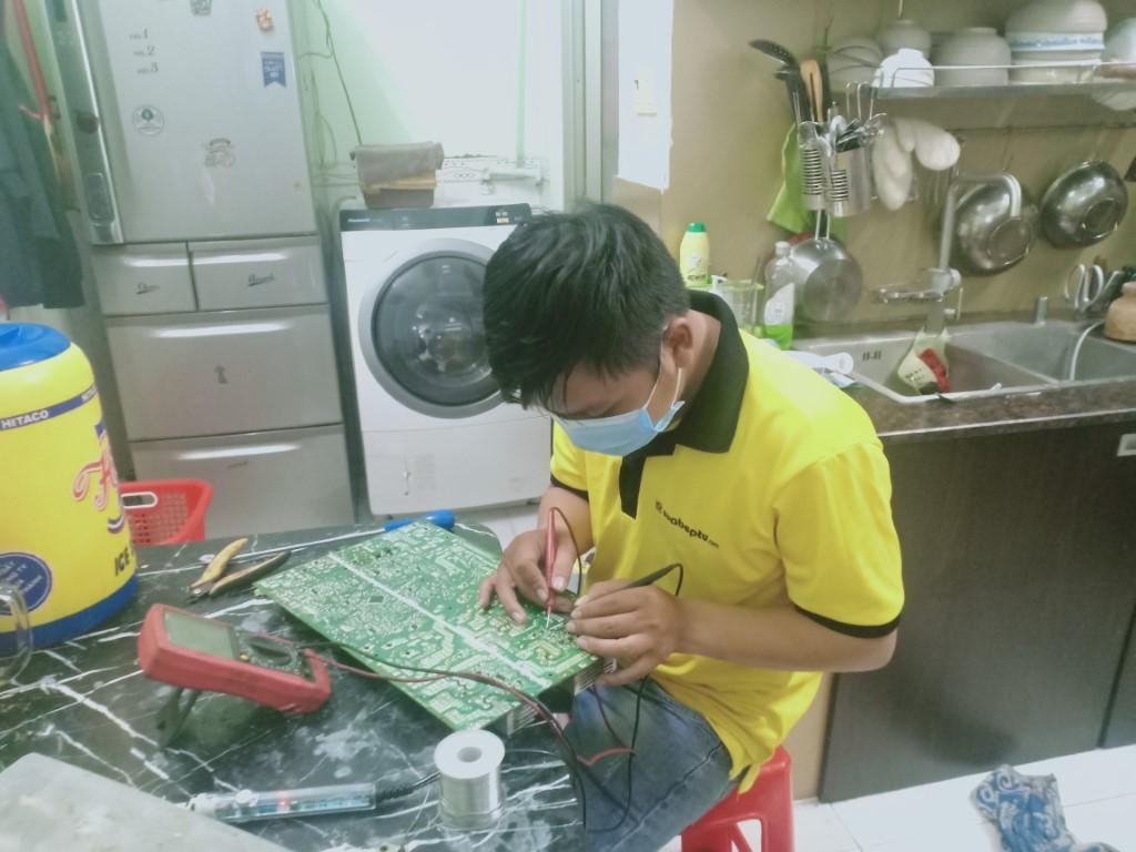 Dịch vụ sửa bếp từ Mergo tại Biên Hòa