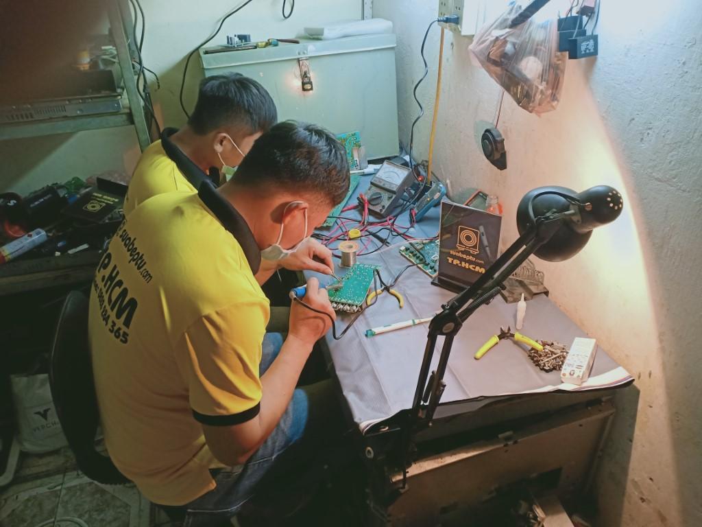 Dịch vụ sửa bếp từ Wmf tại Biên Hòa
