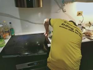 Dịch vụ sửa bếp từ Bomann