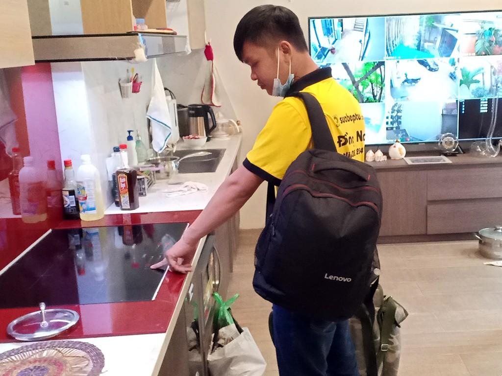 Dịch vụ bảo hành bếp hồng ngoại Bosch