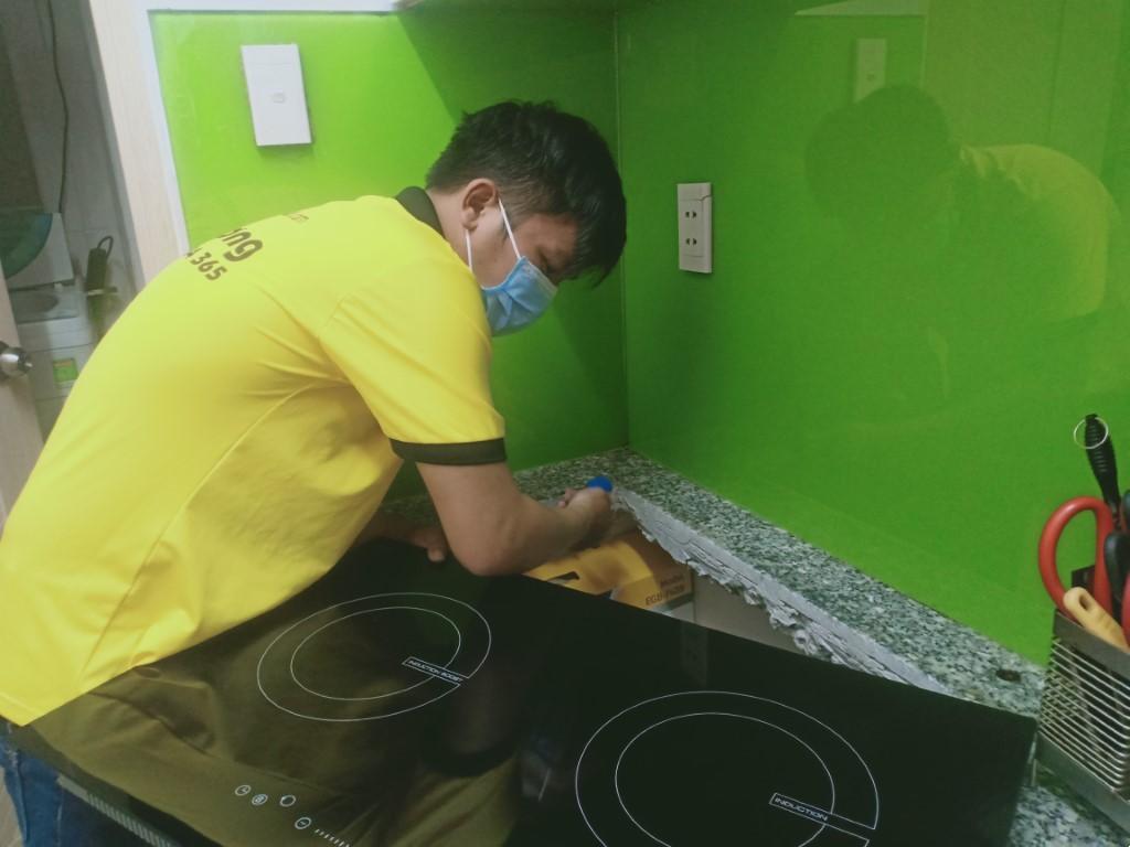 Dịch vụ sửa bếp từ Indufix